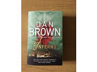 Dan Brown - INFERNO & Don Winslow - THE POWER OF THE DOG