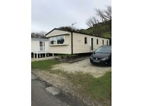 Modern 3 Bedroom Holiday Home caravan at Challaborough Bay, South Devon (D/G, C/H, 8 Berth)