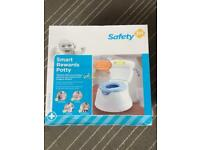 New Safety 1st Smart Rewards potty