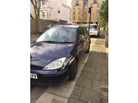 1.4 Ford Focus MK1 CL Petrol, 37170 Miles
