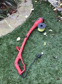 Electric Garden strimmer
