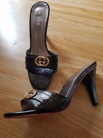 💕💕gucci heels size5..possible free delivery💕💕