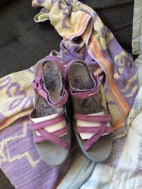 Karrimor women's Sandals- Never Worn