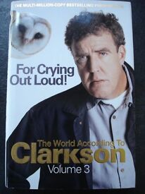 The World According to Clarkson Volume 3 - For Crying Out Loud