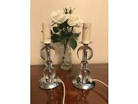 2 Laura Ashley Table Lamps