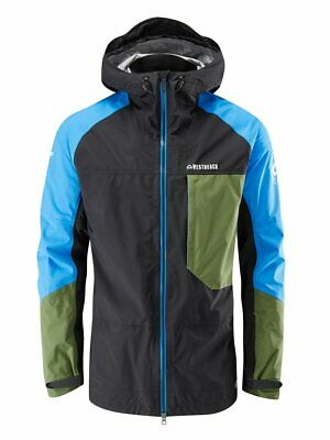 Westbeach Mens Paramount Snowboard Jacket, Combat Green/Iceberg , Size Large