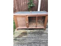 Large hutch for Small pets
