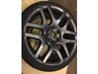"""Genuine 19"""" Helios wheels"""