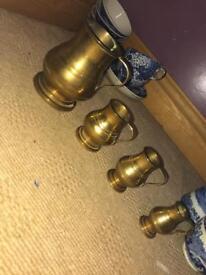 Four jugs