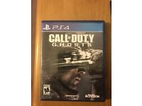 Call of Duty Ghosts, Second Hand, Perfect Condition