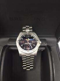 Breitling Titanium Aerospace Watch