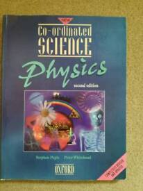 Co-ordinatef Science Physics
