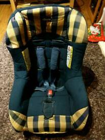 Chicco car seat age 12months to 4 years