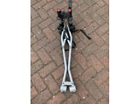 2 Bike Carrier for Tow Bar