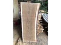 Large hard wood boards ash oak beech cedar