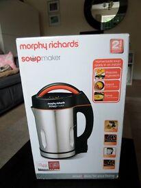 Morphy Richards Soup Maker.