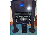 Panasonic BluRay SA-BT205 1000W Surround Home Theatre Speaker System - High Quality and Very Loud!