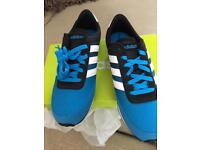 Men's adidas neo trainers