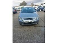 Hi i m selling my lovely Peugeot 307 diesel 2.0 hdi 90