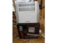 Warmlite heater