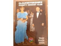 Cricket memorabilia; books / annual / souvenir