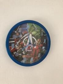 Avenger clock