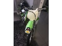 KX 65 FOR SALE SWAP FOR BIGGER BIKE 750 O.V.N.O
