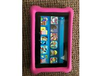 SOLD Amazon kids fire tablet