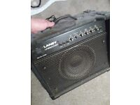 Laney linebacker 30 watt Guitar amp