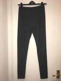 Dark grey select leggings size 10