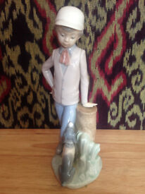 LLadro NAO figurine in perfect condition