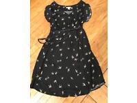H&M mama maternity dress size small