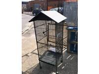 Large bird cage,
