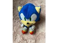 Sonic teddy