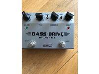 SUPER RARE DISCONTINUED FULLTONE BASS-DRIVE- MOSFET
