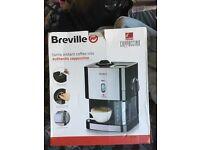 breville cappuccino machine