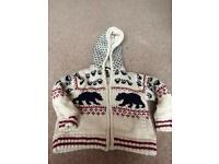 Lovely warm jumper/ coat 18-24 months