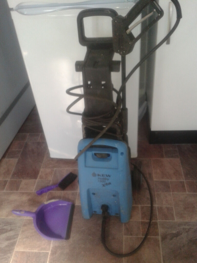 Kew Hobby Pressure Washer 1500 Extra in Caerphilly Gumtree : 86 from www.gumtree.com size 768 x 1024 jpeg 76kB