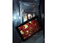 "Kindle Fire HDX Wifi & 4G (Unlocked) Quad Core 7"" Tablet Boxed."