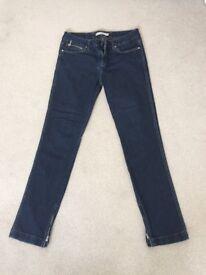 Karen Millen Indigo Jeans
