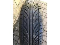 205/40R18 tyre budget