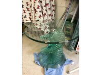Glass Round Tables