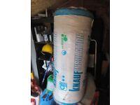 One roll knauf insulation