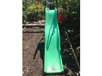 Children's garden slide in good condition