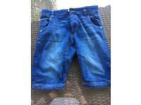 Boy's NEXT shorts age 10