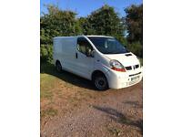 2002 Renault trafic 1.9dci recon gearbox 11 months mot