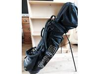 PING golf bag with DDH golf clubs