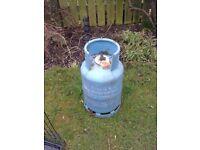 13KG SHELL GAS BOTTLE (EMPTY ) FOR SALE.