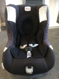 Britax Car Seat Suitable from birth to 4 yrs