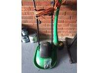 Flymo Lawnmower & Strimmer
